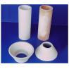 Buy cheap High Temperature 95% ~ 99% AL2O3 Aluminum Oxide Alumina Ceramic Tubes For from wholesalers