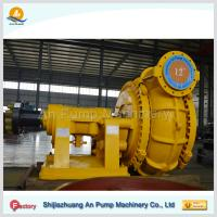 high pressure horizontal centrifugal dredge gravel pumping machine Manufactures