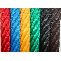 20mm Polyester  Combination Rope,Wire Reinforced Rope,High Tensile Strength Manufactures