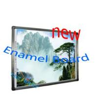 New 78inch Easy Use Enamel Interactive Whiteboard Smart Board (EE-78) Manufactures