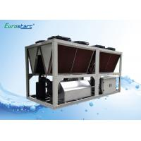 European Standard 330Kw Air To Water Heat Pumps Cental Air Condition High COP Manufactures