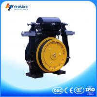 China WTD1 450kg best quality china made gearless elevator traction machine on sale
