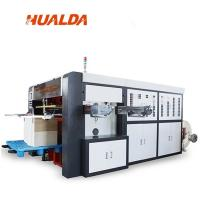 380 V Automatic Paper Roller Die Cutting Machine 90 To 140 Times / Min Manufactures