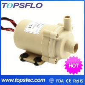TOPSFLO dc mini pump/water heat circulation pump,coffee maker machine pump TL-B02 Manufactures