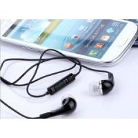 China Mobile Phone Earphone with Microphone for Samsung (I9200) on sale