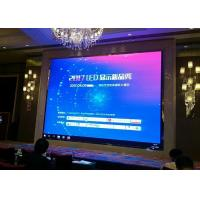 Trade Show Events P5.95 Video Wall Led Display Screens Mbi5152 Ic Driver Manufactures