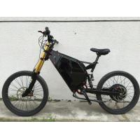 Stealth Bomber Electric Bike Frame Steel Carbon For 1000w-5000w Motor