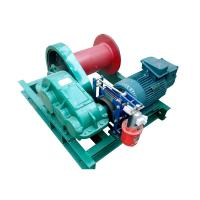 China Rust Resistance Electric Hoist Winch / Cable Winches With Max. Lifting Load 3.2t on sale