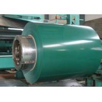 Welding Machine Color Coated Coil High Strength With 3 - 8 Tons Weight Manufactures