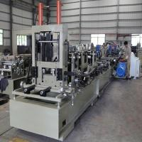 Steel Channel C Z Purlin Roll Forming Machine, Cold Forming Machine Manufactures