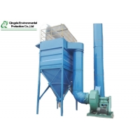 China 0.3micron Particle Cyclone Separator Industrial Dust Collector on sale