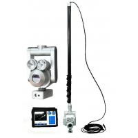 Sewer Drain Pole Inspection Camera Carbon Fiber Pole With 1/4 CCD Component Manufactures