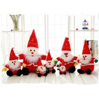 Santa Claus doll doll plush toys for Christmas gifts Large children's Christmas gifts Manufactures