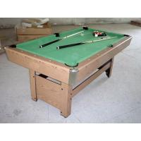 China Professional Family MDF Billiard Table All Accessories Included CE Approved wholesale