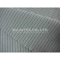 Stable Quality Stripe Cotton Nylon Fabric Spandex Plain Weave Cloth WITH Competitive Price Manufactures