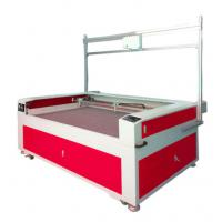 CNC CO2 Laser Cutting Machine Single Head Honeycomb Platform Positioning 150W Manufactures