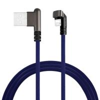 Industrial Right Angle USB Cable Charging Transmission Fashionable Durable Manufactures