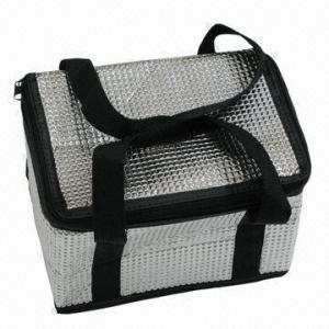 Aluminum Coating Wine Cooler Bag, Measuring 21 x 15.5 x 15cm Manufactures