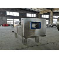 Commercial Meat Grinder Machine , Stainless Steel Food Grinder Machine Manufactures