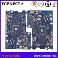 4 layers fr4 94v0 pcb and pcb assembly with lead free HASL computer and mobile motherboard Manufactures