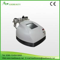 Ultrasonic Cavitation RF Vaccum Slimming Machine for clinic / home use Manufactures