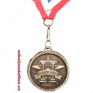 China Custom designed medal on sale