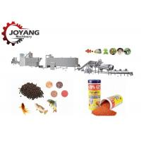 Floating Fish Feed Pellet Making Machine Fish Feed Processing Machine Manufactures