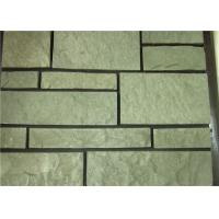 Quality Inside / Exterior Stone Veneer Green Environmental Protection for sale