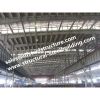 ISO / CE Cost-effictive Pre-engineered Building Steel Frame Buildings Manufactures