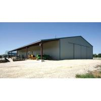 Agricultural Kit Buildings With Metal Frame System Size 60'x115'x16′ Manufactures