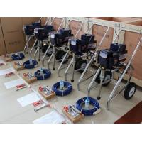 Reliable Brushless Motor Electric Paint Sprayer 230Bar(3300Psi)  And  Piston Pump PT5900A Manufactures