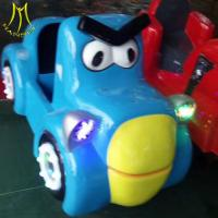 Hansel  shopping mall high quality car kiddy ride entertainment game machine Manufactures