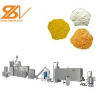 Durable Food Extruder Machine Bread Crumbing Making Machine Extruder Processing Line Manufactures