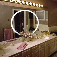 LED bathroom mirror,makeup mirror lighted Manufactures