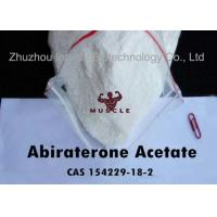 Prostate Cancer Treatment Muscle Building Prohormones Abiraterone CAS 154229-19-3 Manufactures