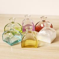 Perfume Reed Diffuser Bottles Aroma Oil Container 50ml 100ml For Home Decoration Manufactures