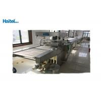 High Effiency Automatic Chocolate Making Machine Biscuit Cake Enrobing Manufactures