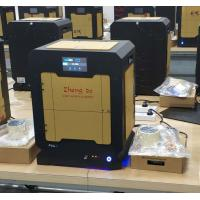 Fully Enclosed Chamber High Temperature 3D Printer 40 - 200mm/S Print Speed Manufactures