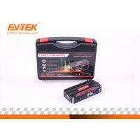 4 USB Ports 10000mah 12v Portable Car Battery Jump Starter With Emergency Tools Manufactures