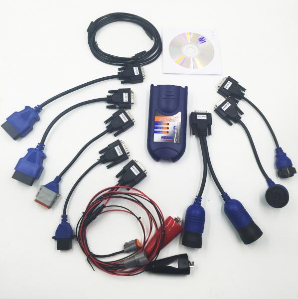 Quality Nexiq USB Link 125032 / Truck Diagnostic Cable Wireless Connect Nexiq Truck Diagnostic for sale