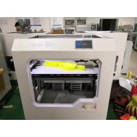 350W Gross Power Large Scale 3d Printer Digital Type With Color Touch Screen Manufactures