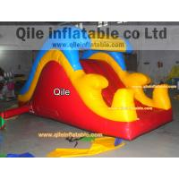 Buy cheap mini inflatable slide for pool or swimming pool from wholesalers
