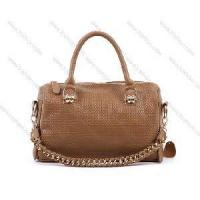New Design Casual Chain Leather Shoulder Bag (HG-8) Manufactures