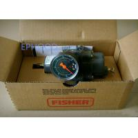 Buy cheap 250 Psi Fisher Gas Regulator Fisher Pressure Control Valve For Reducing Pressure from wholesalers