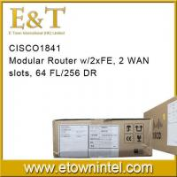 Buy cheap Cisco Router CISCO1841 CISCO2811 CISCO3845 from wholesalers