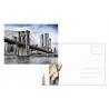 Buy cheap Custom Lenticular Postcard Printing 3d Depth New York City 4x6 Inch EU Standard from wholesalers