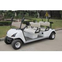Quality 4 seat electric golf cart with CE certificate China for sale