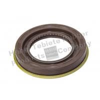 ISO 9001 Standard Grease Oil Seal , Double Lip Oil Seal Low Friction Manufactures