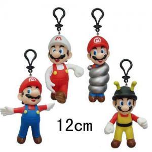 Super Mario anime figure,anime key chains Manufactures