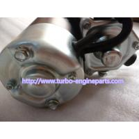 Quality Heat Resistance Diesel Engine Starter Motor 281004029171 Anti Humidity for sale